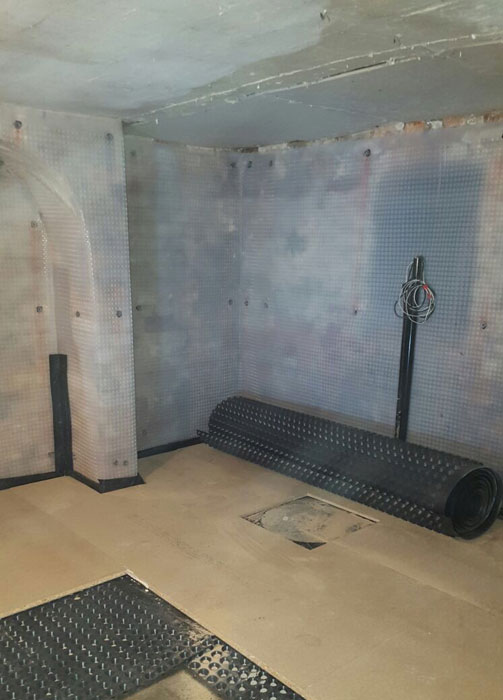 basement refurbishment east londonap gooch