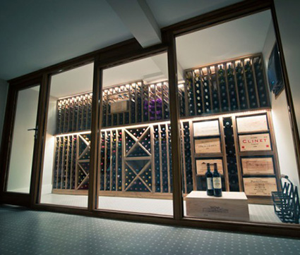 Basement Waterproofing - Wine Cellars