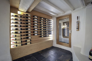 Wine Cellar Waterproofing