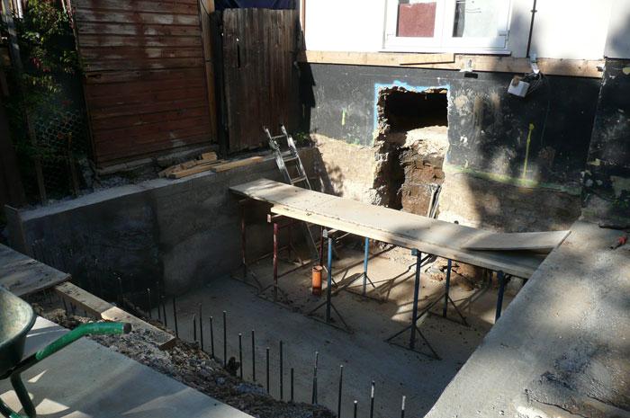 case studies domestic basement essexap gooch