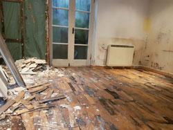 flooded basement gravesend