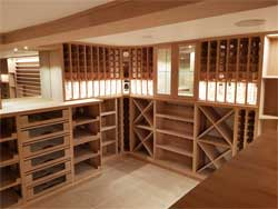 Wine cellar conversion, Essex