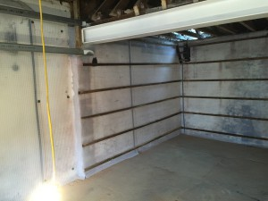 Tesco Express Basement Waterproofing, Bedford Hets