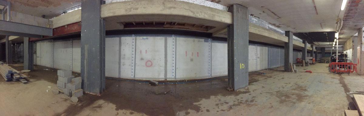 commercial basement waterproofing, london-1