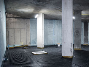stage basement waterproofing, shoreditch