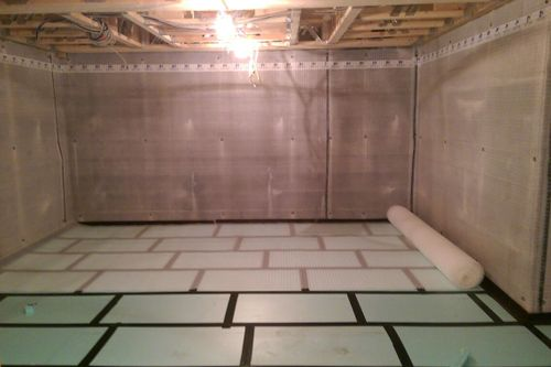 basement conversion, essex 2